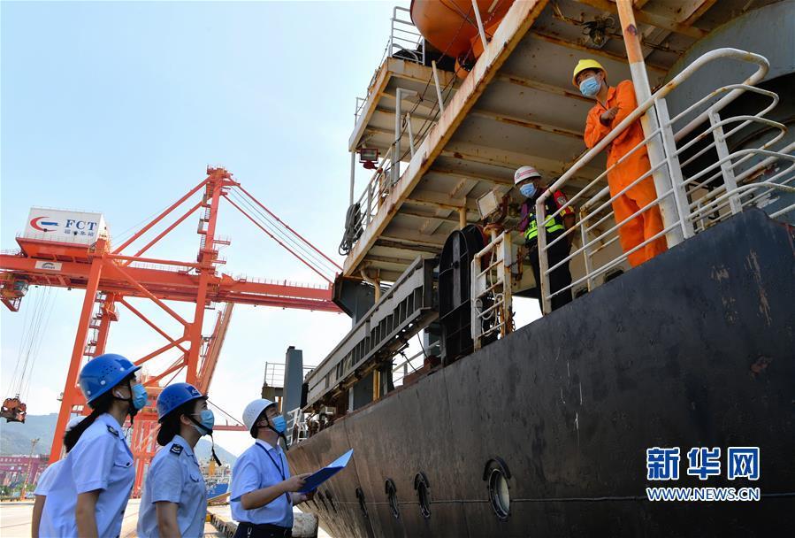 福州马尾:精准施策稳外贸