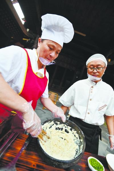 浦城豆腐丸:一汤一丸 绵延时光醇香