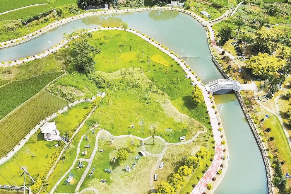 南安市淘溪小流域水土流失综合治理项目完工